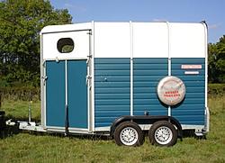 wessex horse trailer floor